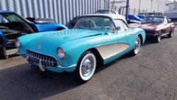 Restored Corvettes Will Help Restore Combat Vets