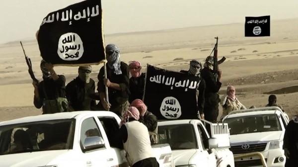 ISIS Propaganda Photo