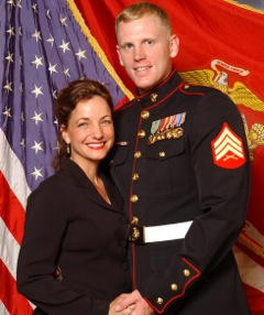 Former Marine Sergeant Colin Archipley and his wife Karen founded the Veterans Sustainable Agriculture Training Program to help other veterans achieve meaningful employment in sustainable agriculture.