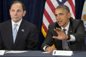 President Obama and the VA