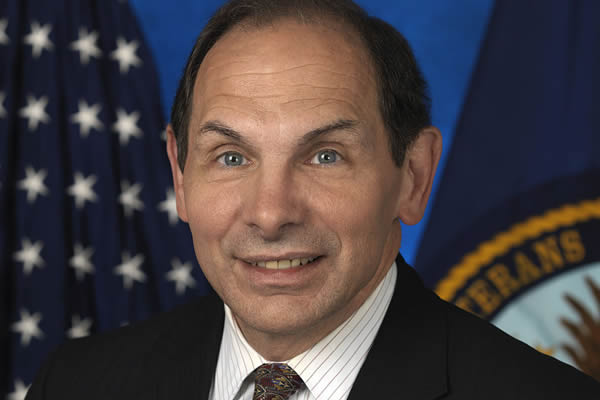 VA Secretary Robert McDonald