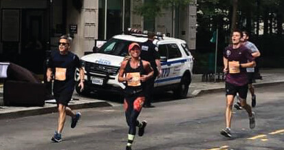 TUNNEL TO TOWERS RUN  By Robin Isidro