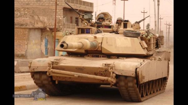 Abram A1 Tank