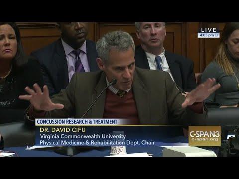 Dr. David Cifu