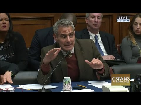 Dr. David Cifu Testifying