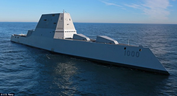 stealth destroyer