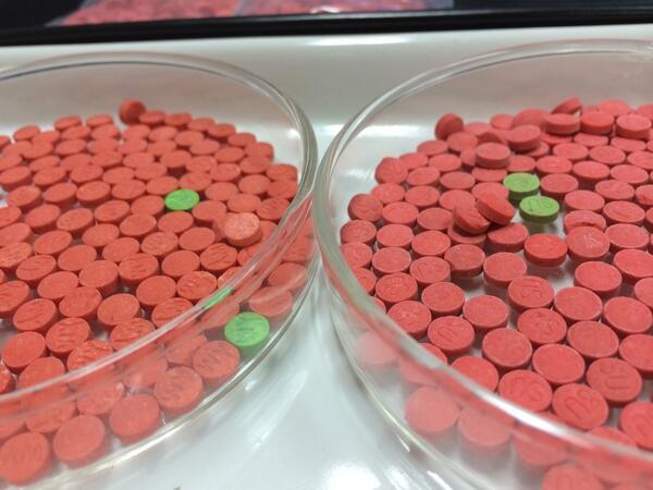 military drugs