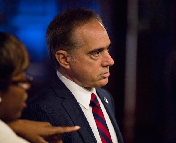 Dr. David Shulkin, VA Secretary