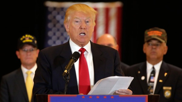 Donald Trump Veterans